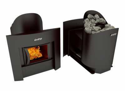 Grill'D Aurora mini long black